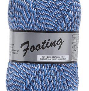 Footing Sokkenwol